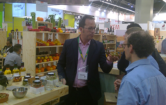 Gulius at the Biofach fair in Nuremberg 2019