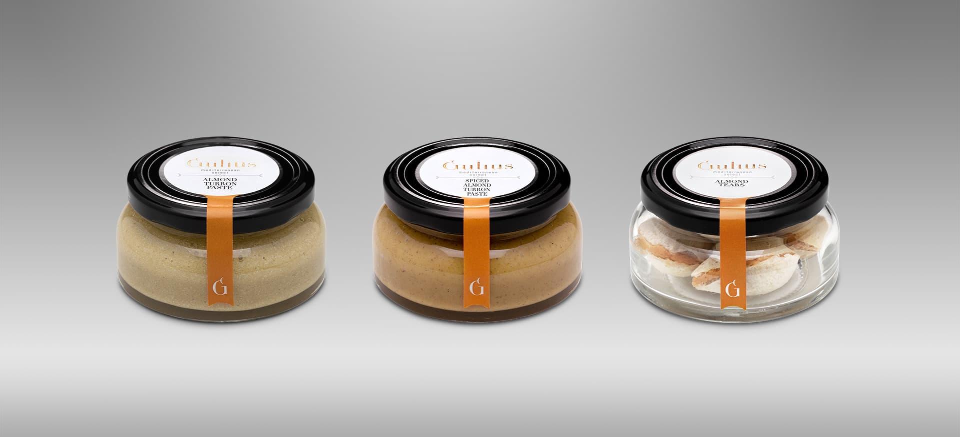 Gulius Retail Almond Turrons
