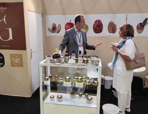 Gulius at Fair in Olympia and at Gourmet Selection salon in Paris