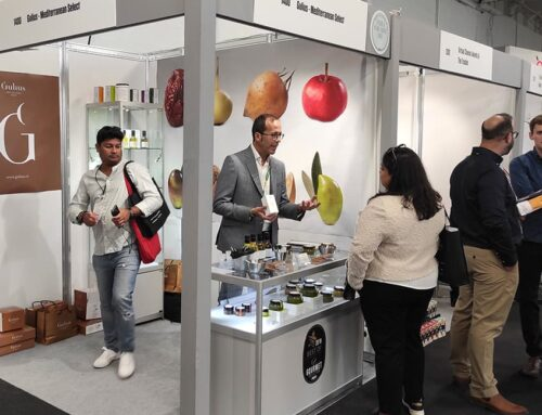 Gulius has exhibiting at the Speciality Fine Food 2021